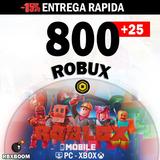 800 Robux Los Mejores Precios Y Para Todas Las Plataformas