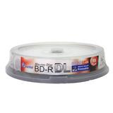 Discos Blu-ray 50gb Doble Capa Smartbuy X10 Unidades 6x