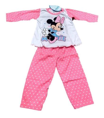 abaebe50 Pijama Bebe Niña Talla 1,2,3,4,6 Y 8