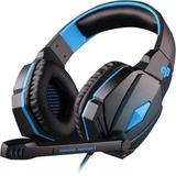 Audífonos Diadema Cascos Gamer Kotion G4000 Con Microfono