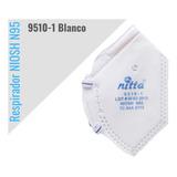 Tapabocas Ó Mascarilla Nitta N95, Original Certificada Niosh