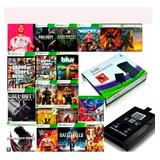 Disco Duro 1 Tera Xbox 360 Slim O E Slim 5.0 O Rgh +  Reg