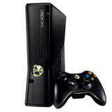 Xbox 360 Slim 4gb Con 2 Controles +10 Juegos Obsequio Fifa19