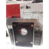Caja Disco En Unidad Dvd 9mm Slim  Nuevas