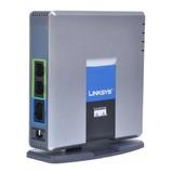 Linksys Pap2 Libre Cualquier Operador - Adaptador  Original