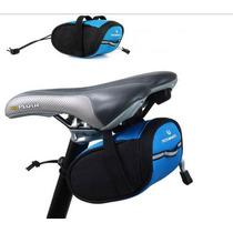 Morral, Bolso Para Sillín De Bicicleta