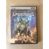 Juego Dungeons The Dark Lord Pc Original Completo Perfecto