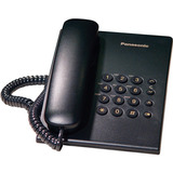 Teléfono Panasonic Kx-ts 500 Perfecto Cabinas, Oficina, Casa