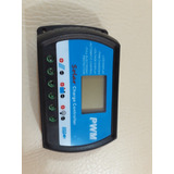 Controlador-regulador De Carga De Panel Solar De 30a 12v/24v
