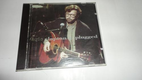 Cd Eric Clapton - Unplugged      Ljp