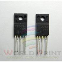 Transistor Tt3034 Y Tt3043 Para Espon L800, T50 Y R290