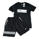 Conjunto Camiseta Pantaloneta Importado adidas Nike Reebok