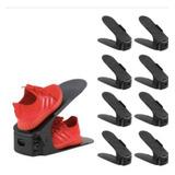 Organizador De Zapatos Graduable Shoe Stacker  X 10 Unidades