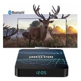 Turbo T Original Tv Box Bluetooth Quad Core Android 9 +envío