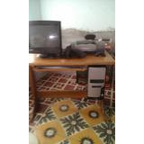 Computador  De   Mesa  Con  Cpu  Mouse