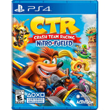 Crash Ctr Ps4 Crash Team Racing Nitro Fueled Playstation 4