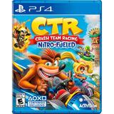 Crash Ctr Ps4 Crash Team Racing Nitro Fueled Playstation 4