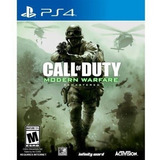 Call Of Duty Modern Warfare Remastered  Playstation 4