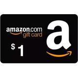 Gift Card Amazon 1 Us Entrega Inmediata