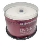 Dvd R Doble Capa Imprimible 8x - Unidad a $1078