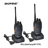 2 Radios De Comunicacion Baofeng Bf-777s