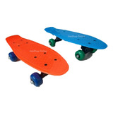 Patineta Skate Mini Longboard Tabla Niños Penny Mini Skate