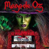 Mago De Oz 2 Cds + 1 Dvd Diabulus In Opera Nuevo Original