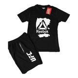 Conjunto Deportivo Camiseta Y Pantalóneta
