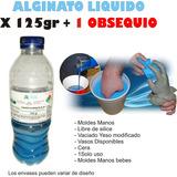 Alginato Liquido Moldes X 125gr Manos Bebe Pies