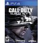 Físico Original Playstation 4 Sony Ps4 Call Of Duty Ghosts