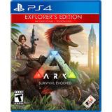 Ark Survival Evolved Ps4 Digital