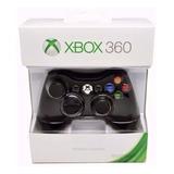 Control Inalámbrico Para Xbox 360-negro Garantiazados