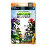 Plants Vs. Zombies: Garden Warfare Pc Origin Codigo