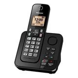 Teléfono Panasonic Inalámbrico Kxtgc 360 Con Contestador