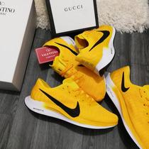 Tenis Zapatillas Nike Zoom X Amarilla Hombre 2019