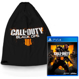 Call Of Duty Black Ops 4 Ps4 Juego Playstation Obsequio Tula