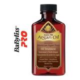 Aceite Argan Babyliss 100 Ml Cabello Marroqui Original Oil