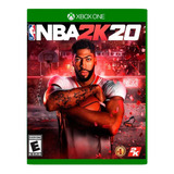 Nba 2k20  Xbox One Codigo Digital