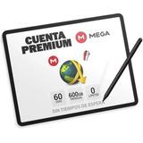 Cuentas Premium Mega 1 Mes 600 Gigas Envió Inmediato.