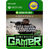 Call Of Duty M.w Ultimate Xbox One Modo Local + En Linea