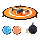 Pista De Aterrizaje De Drone O Helipuerto 55cm