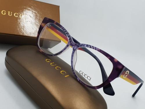 a350d67a13 Ver más Ver en MercadoLibre. Gafas O Monturas Gucci Tolima. $ 118000. 0  vendidos. Montura Gucci Leopard Envio Incluido. $ 149000