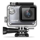 Cámara Deportiva Profesional Thieye I30 Wifi 12mp Casco Moto