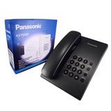 Telefono Panasonic Kx-ts500 Negro Garantia 1 Año