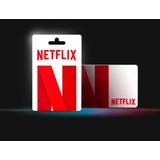 Tarjetas De Regalo De Netflix - Saldo $1 Pantalla X 1 Mes