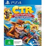 Crash  Team Racing Ctr Ps4 Nueva Y Sellada