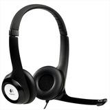 Logitech H390, Confortables Auriculares Usb Con Micrófono