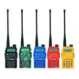 Radio Télefono Baofeng Uv5r Uhf Vhf 60km + Accesorios V 2020