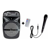 Cabina Parlante6.5 /batería Recargable/ Bluetooth Tws Kx-805