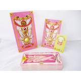 56 Cartas Clow De Sakura Card Capture Importadas